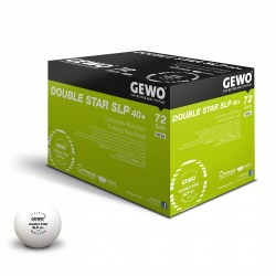 Gewo 40+ Training Balls isi 72