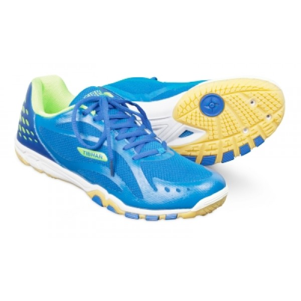 TIBHAR Shoes Blue Spirit